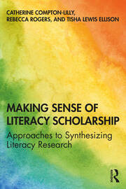 Making Sense of Literacy Scholarship - 1st Edition book cover