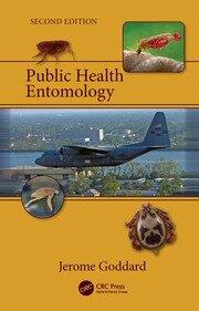 Public Health Entomology - 2nd Edition book cover