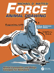 Force: Animal Drawing - 2nd Edition book cover