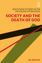 Society and the Death of God - 1st Edition book cover