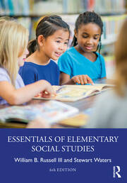 Essentials of Elementary Social Studies - 6th Edition book cover