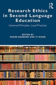 Research Ethics in Second Language Education - 1st Edition book cover