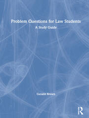 Problem Questions for Law Students - 1st Edition book cover
