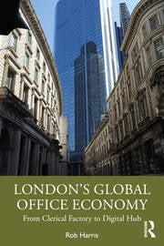 London's Global Office Economy - 1st Edition book cover