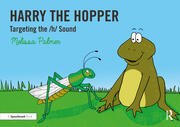 Harry the Hopper - 1st Edition book cover