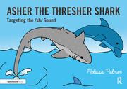 Asher the Thresher Shark - 1st Edition book cover