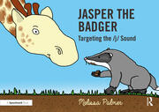 Jasper the Badger - 1st Edition book cover