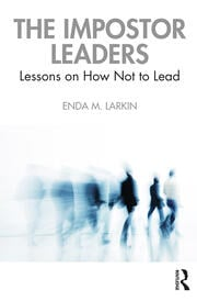 The Impostor Leaders - 1st Edition book cover