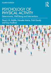 Psychology of Physical Activity - 4th Edition book cover