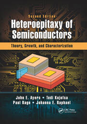 Heteroepitaxy of Semiconductors - 2nd Edition book cover
