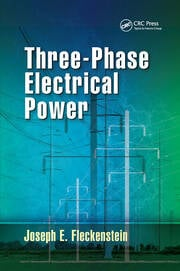 Three-Phase Electrical Power - 1st Edition book cover