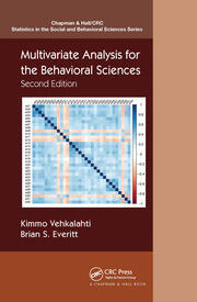 Multivariate Analysis for the Behavioral Sciences, Second Edition - 2nd Edition book cover