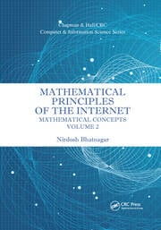 Mathematical Principles of the Internet, Volume 2 - 1st Edition book cover