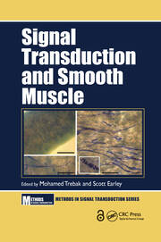 Signal Transduction and Smooth Muscle - 1st Edition book cover