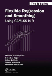 Flexible Regression and Smoothing - 1st Edition book cover