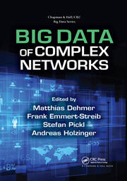 Big Data of Complex Networks - 1st Edition book cover