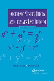 Algebraic Number Theory and Fermat's Last Theorem - 4th Edition book cover