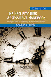 The Security Risk Assessment Handbook - 2nd Edition book cover