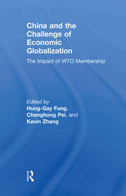 China and the Challenge of Economic Globalization - 1st Edition book cover