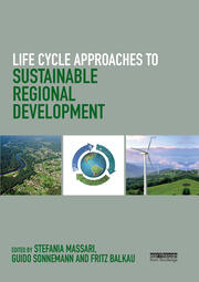 Life Cycle Approaches to Sustainable Regional Development - 1st Edition book cover