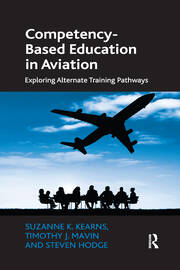 Competency-Based Education in Aviation - 1st Edition book cover