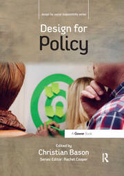 Design for Policy - 1st Edition book cover