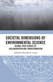 Societal Dimensions of Environmental Science - 1st Edition book cover