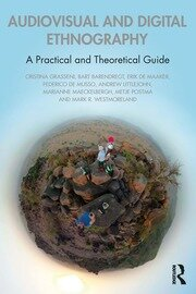 Audiovisual and Digital Ethnography - 1st Edition book cover