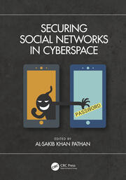 Securing Social Networks in Cyberspace - 1st Edition book cover