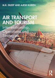 Air Transport and Tourism - 1st Edition book cover