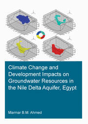 Climate Change and Development Impacts on Groundwater Resources in the Nile Delta Aquifer, Egypt