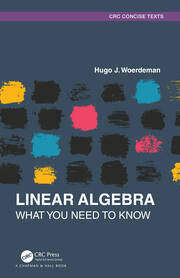 Linear Algebra: What you Need to Know
