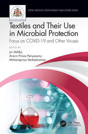 Textiles and Their Use in Microbial Protection - 1st Edition book cover
