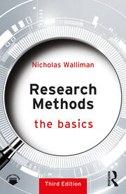 Research Methods - 3rd Edition book cover