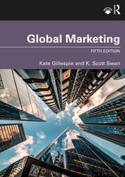 Global Marketing - 5th Edition book cover