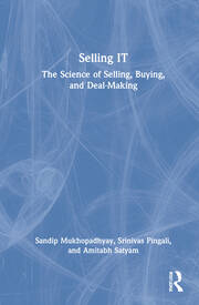 Selling IT - 1st Edition book cover
