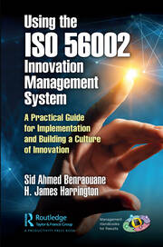Using the ISO 56002 Innovation Management System - 1st Edition book cover