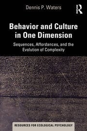 Behavior and Culture in One Dimension - 1st Edition book cover