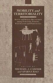 Mobility and Territoriality - 1st Edition book cover