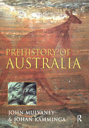 Prehistory of Australia - 1st Edition book cover