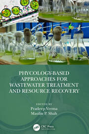 Phycology-Based Approaches for Wastewater Treatment and Resource Recovery - 1st Edition book cover