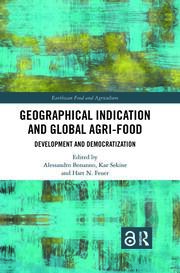 Geographical Indication and Global Agri-Food book cover