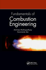 Fundamentals of Combustion Engineering - 1st Edition book cover