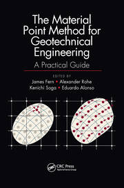 The Material Point Method for Geotechnical Engineering - 1st Edition book cover