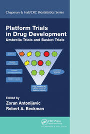 Platform Trial Designs in Drug Development - 1st Edition book cover