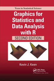 Graphics for Statistics and Data Analysis with R - 2nd Edition book cover