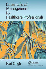 Essentials of Management for Healthcare Professionals - 1st Edition book cover