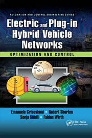 Electric and Plug-in Hybrid Vehicle Networks - 1st Edition book cover