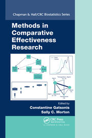 Methods in Comparative Effectiveness Research - 1st Edition book cover