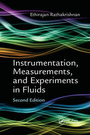 Instrumentation, Measurements, and Experiments in Fluids, Second Edition - 2nd Edition book cover